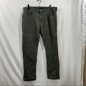 3 FOR $15 Gap Men Size 36X32 Khakis Slim Stretch